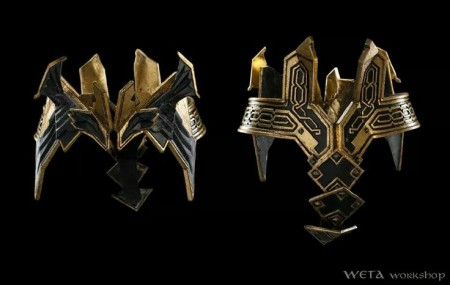 weta thorin crown
