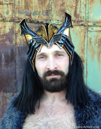 hobbit Thorin crown