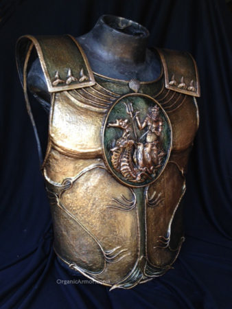 OA neptune armor front