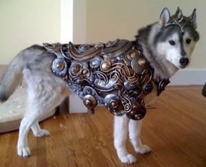 armored pooches