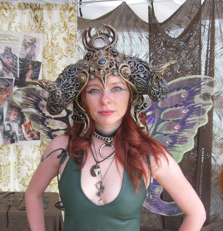 Fairy Festival 2010, Karnaya Helmet