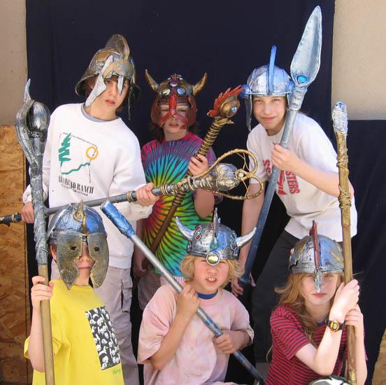 Organic Armor kids' class 2007