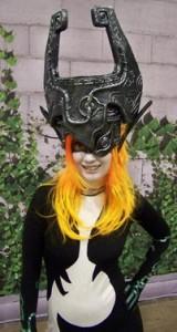 Midna helmet by Organic Armor
