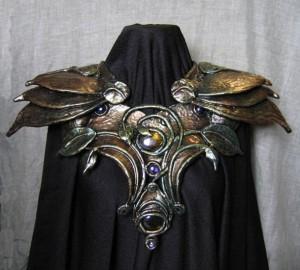 Organic Armor breastplate