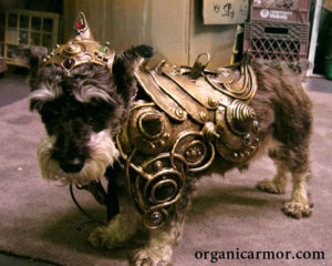Anubis Dog God Of Halloween Organic Armor