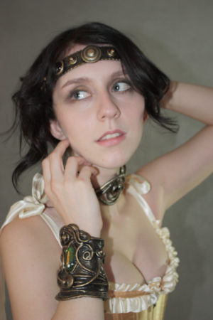 steampunk_choker_cuff_photo_Keith_Bailey