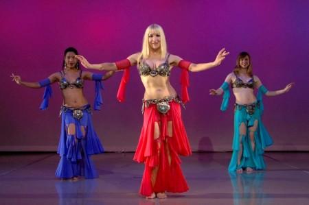 neon world dance new york custom costume
