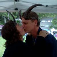 antlers goat horns
