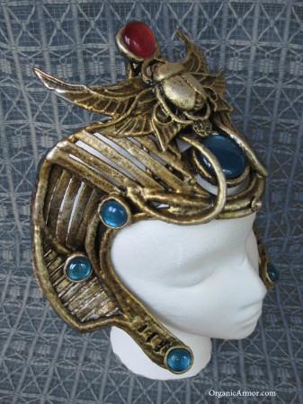 sphinx headdress egyptian costume
