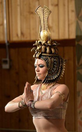 egyptian headdress
